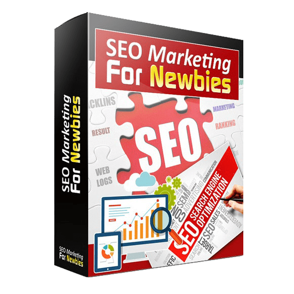 seo marketing for newbies download digital products
